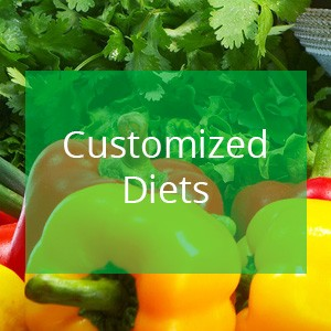 Customized Diets