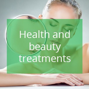Health And Beauty Treatments